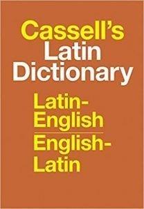 Cassells Latin Dictionary